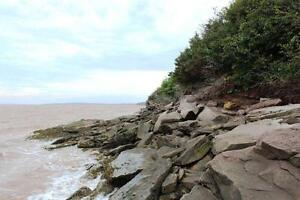 Waterfront on Bay of Fundy, NB! 1200 Feet on ocean, 61+acres!!