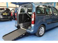 2012 Citroen Berlingo Wheelchair adapted car mobility accessible access vehicle