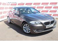 2010 BMW 5 SERIES 530d SE 4dr Step Auto