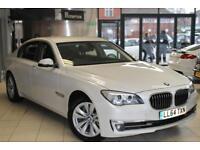 2014 64 BMW 7 SERIES 3.0 730D SE 4D AUTO 255 BHP DIESEL