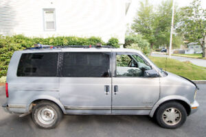 1999 GMC Safari Van / camper in great condition