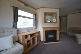 2003 ABI Brisbane 37x12 | 3 bed Static Caravan | D/Glazing & Heating | OFF SITE