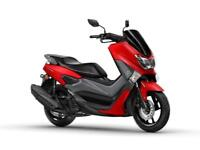 2018 N-MAX 125 ABS. 0% APR UP TO 36M FROM 99 POUNDS DEPOSIT.