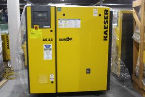 25 Rotary Screw Compressor