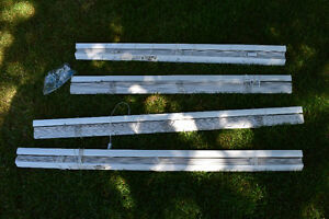 4 Mini-blinds for sale