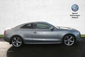 2011 grey beautiful Audi A5 Sline special edition. 12 months mot. £9250