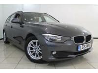 2014 63 BMW 3 SERIES 2.0 320D EFFICIENTDYNAMICS BUSINESS TOURING 5DR 161 BHP DIE
