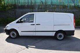2.1 113 CDI 5D 136 BHP LWB DIESEL MANUAL PANEL VAN 2013