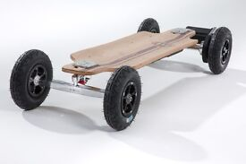 Evolve Motorised Skateboard Bamboo Series