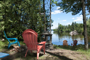 Prime Waterfront Cottages. Just $750/Week in September  2017!
