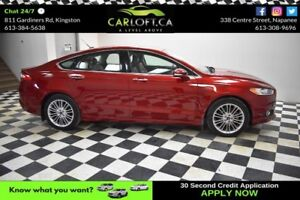 2015 Ford Fusion SE- LEATHER* NAV* SUNROOF
