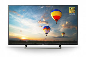 "55"" Sony BRAVIA 4K UHD LED Android Smart TV (XBR55X800E)"