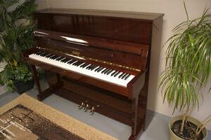 Petrof-Le Roi de pianos européens(Compétiteurde YamahaU1 etT116)