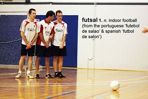 Carlton Sunday Mens Futsal - Teams and individuals - New season Melbourne CBD Melbourne City Preview