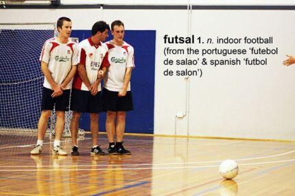 Carlton Sunday Mens Futsal - Teams and individuals - New season Melbourne CBD Melbourne City Preview