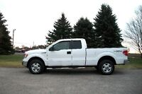 2011 Ford F-150 XLT 4x4- ONE OWNER & 4 NEW TIRES!!  Just 112K