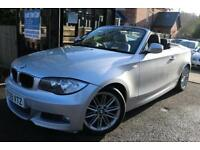 2009 (59 Plate) BMW 1 SERIES 118i M Sport Silver Automatic Low Mileage Long MOT