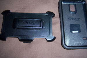 Otter Box with belt clip