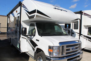 JAYCO RED HAWK 24B MOTORHOME