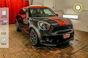 2013 MINI John Cooper Works Paceman ALL4