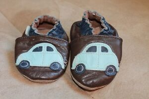 0-6 month Robeez Car shoes