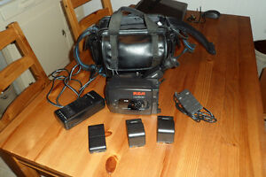 RCA 14X zoom Small Wonder Camcorder
