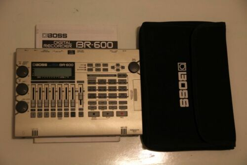 Boss BR-600, LNIB, with clear memory card, purchased Japan