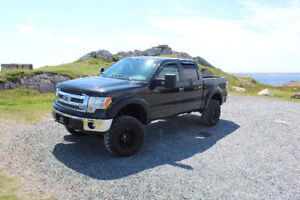 2014 F150 xlt (Fx4 conversion) (60k/km)