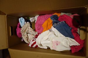 Box of 18-24 month girls clothing Cambridge Kitchener Area image 7