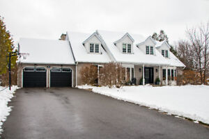 JUST LISTED Spectacular 5 Bedroom, 3.5 Bathroom Home in Carlisle