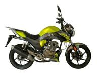 ZONTES JAVELIN 125CC LEARNER LEGAL