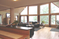 2 Bedroom Waterfront Loft Apartment for rent Sept 1st