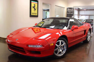 Wanted : Acura NSX 1991-2005