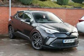 2020 Toyota CHR 1.8 Hybrid Excel 5dr CVT Hatchback PETROL/ELECTRIC Automatic