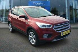 image for 2018 Ford Kuga TITANIUM X TDCI 5dr - HEATED FRONT SEATS, LEATHER UPHOLSTERY, BI-