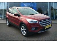 2018 Ford Kuga TITANIUM X TDCI 5dr - HEATED FRONT SEATS, LEATHER UPHOLSTERY, BI-
