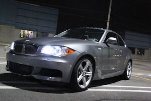 BMW 1-Series 135i 6spd Coupe NO WINTER w/ Warranty!