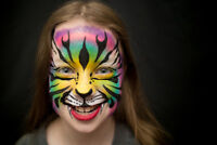 Fabulous Face Painting w/ TrinityBodyArt