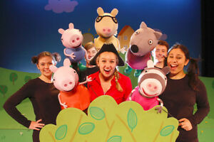 Peppa Pig Live! Tickets For Sale