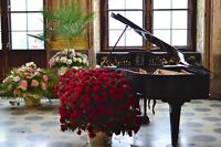 Evening piano lesson slots(6:30pm-7:30pm) available