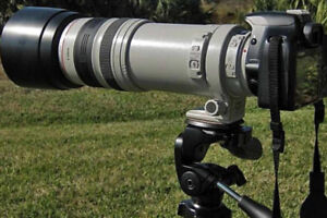 like new canon EF 100 400 L IS USM long zoom