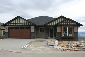 New Custom home in beautiful Foothills - VERNON BC