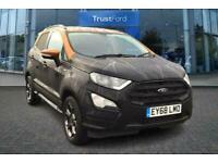 2018 Ford Ecosport 1.0 EcoBoost 125 ST-Line 5dr *** 17` 5-SPOKE DARK TARNISH A