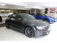 Audi TT Coupe 2.0TDI ( 170ps ) S Tronic 2014MY quattro Black Edition,30,000MILES