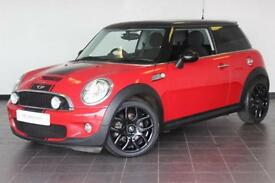 2008 MINI HATCH COOPER S HATCHBACK PETROL