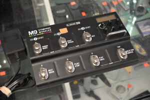 Line 6 M9 Stompbox Modeler Pedal - GREAT CONDITION