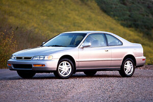 1997 Honda Accord Coupe (2 door)