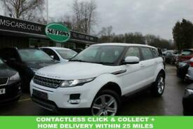 2012 Land Rover Range Rover Evoque 2.2 SD4 PURE TECH 5d 190 BHP Estate Diesel Ma