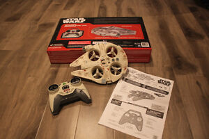 Selling Air Hogs Star Wars Millenium Falcon Quad Copter