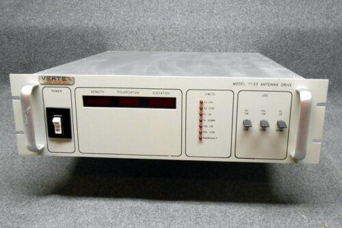 Vertex  Gd Satcom General Dynamics  7133 Satellite Antenna Controller